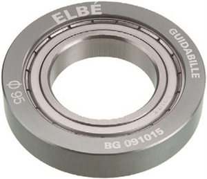 Ball bearing guide rings