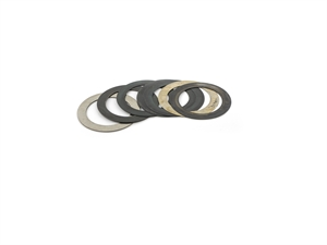 Set of 10 filler rings