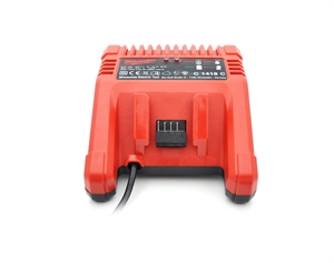 Battery chargers for portable automatic tensioners