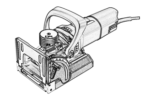 Biscuit Joiner P-System