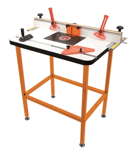New professional router table