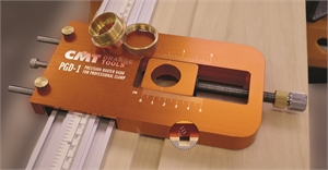 PGD-1 Adjustable Precision Router Dado Jig