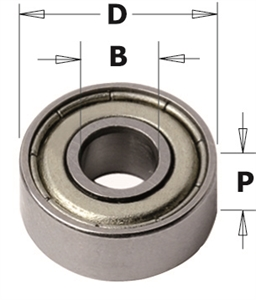 Ball bearing guides