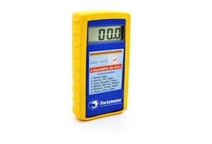 Electro-magnetic wave humidity meters