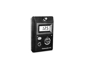 Perforation humidity meters