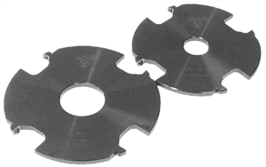 Mono-function cutter head series: Slotting cutter
